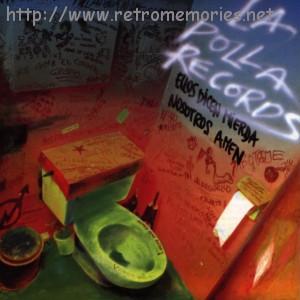 La_Polla_Records-Ellos_Dicen_Mierda,_Nosotros_Amen-Frontal