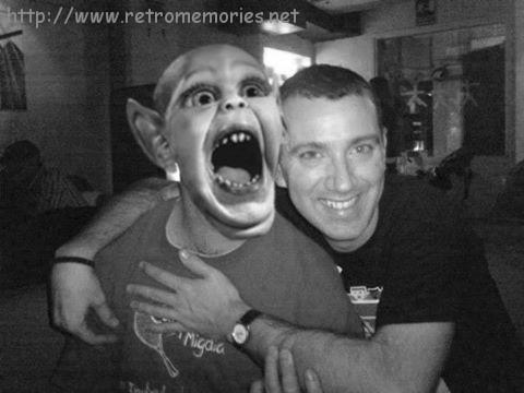 Entrevista al niño murciélago. - Retro Memories