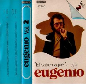 Uno de los inolvidables cassettes de Eugenio.