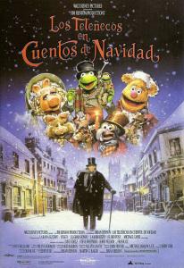 Spanish-Los-Telenecos-en-Cuentos-de-Navidad-Poster
