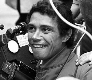 Jean-Marie Perier, director del cortometraje.